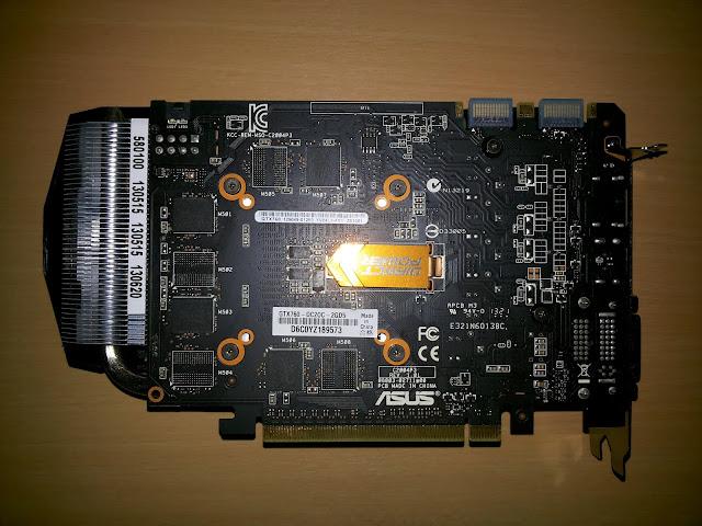 Asus GTX 760 DirectCU II OC Review 4