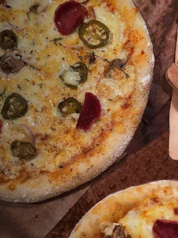 البيتزا الايطالى