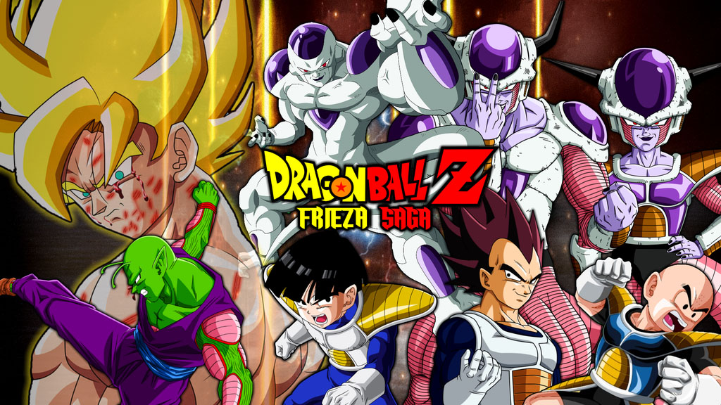 DRAGON BALL Z: Saga de Freezer (1991) HD 1080P LATINO/INGLES/JAPONES