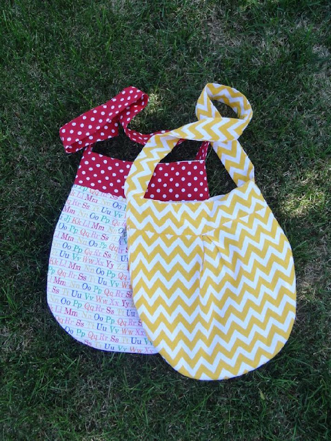 beginner cross body bag pattern