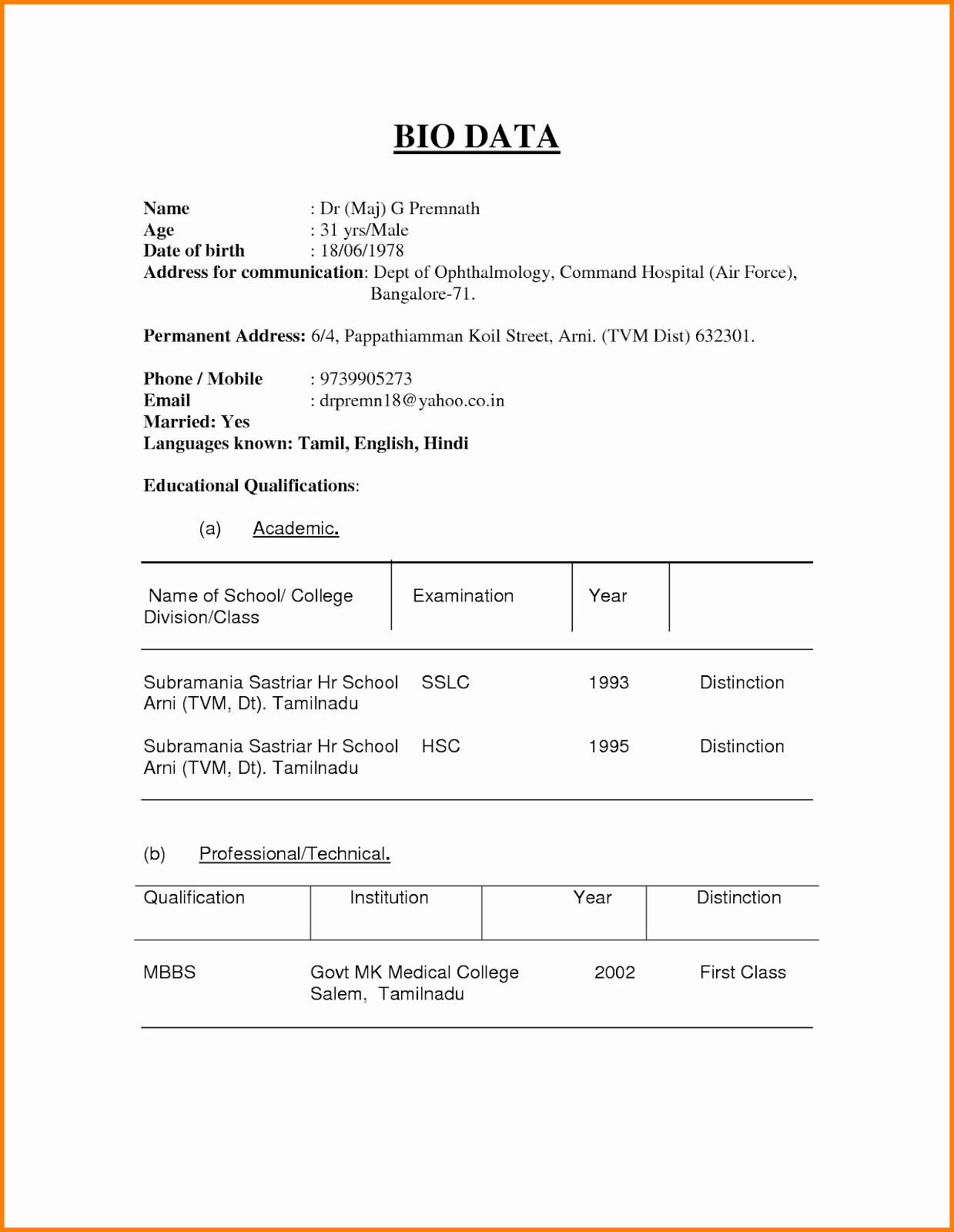 biodata template word biodata template pdf biodata template for marriage biodata template for marriage for boy biodata template free download