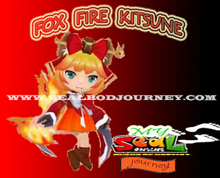 Fox Fire Kitsune Seal Online BoD