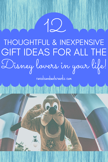 what to buy a disney lover for a gift on a budget