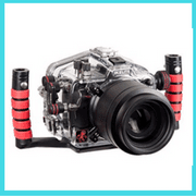 Canon t3i Underwater Housing