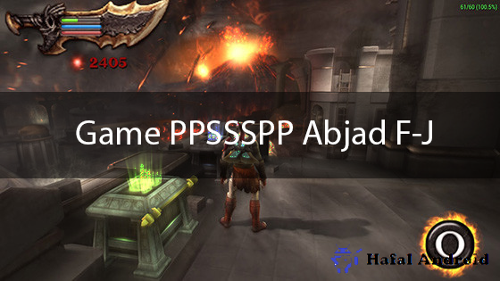 Game PPSSPP Android F-J