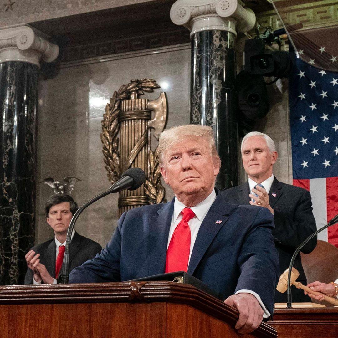 President Trump Accuses Countries Of Reporting Coronavirus Deaths