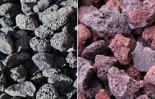 How to setup lava rocks in an aquarium filter