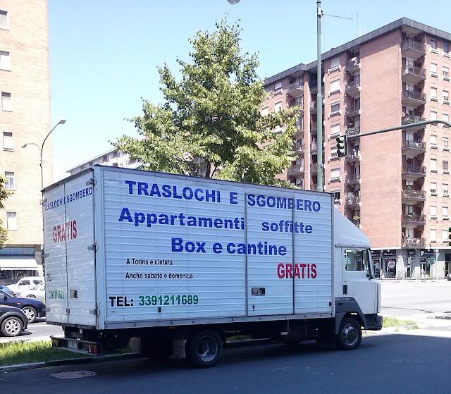 Sgombero appartamenti torino ritiro mobili usati torino for Mobili usati torino