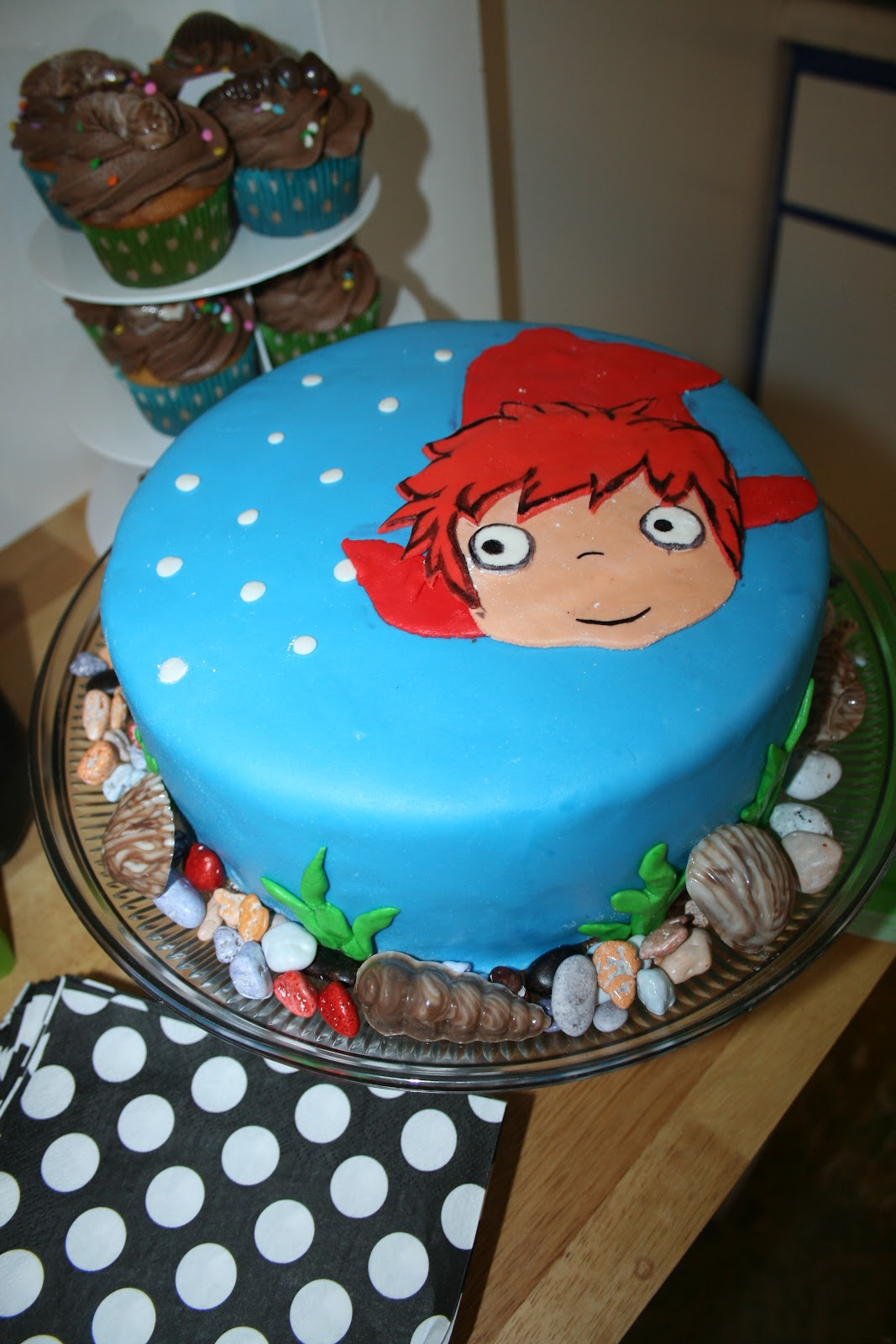 Wishes Of Whimsy Ponyo Party