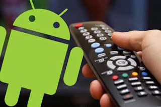 Cara Menggunakan HP Android sebagai Remote TV