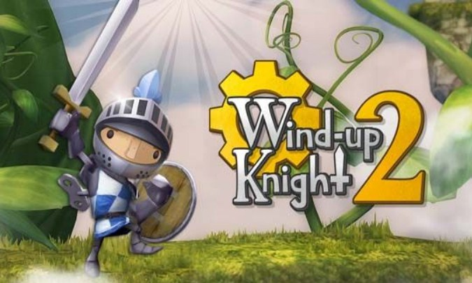 Alternatif Game Super Mario Run Wajib Coba - Wind-up Knight 2