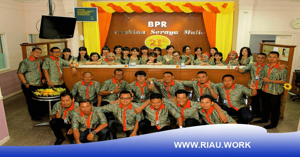 Lowongan PT BPR Terabina Seraya Mulia Desember 2017