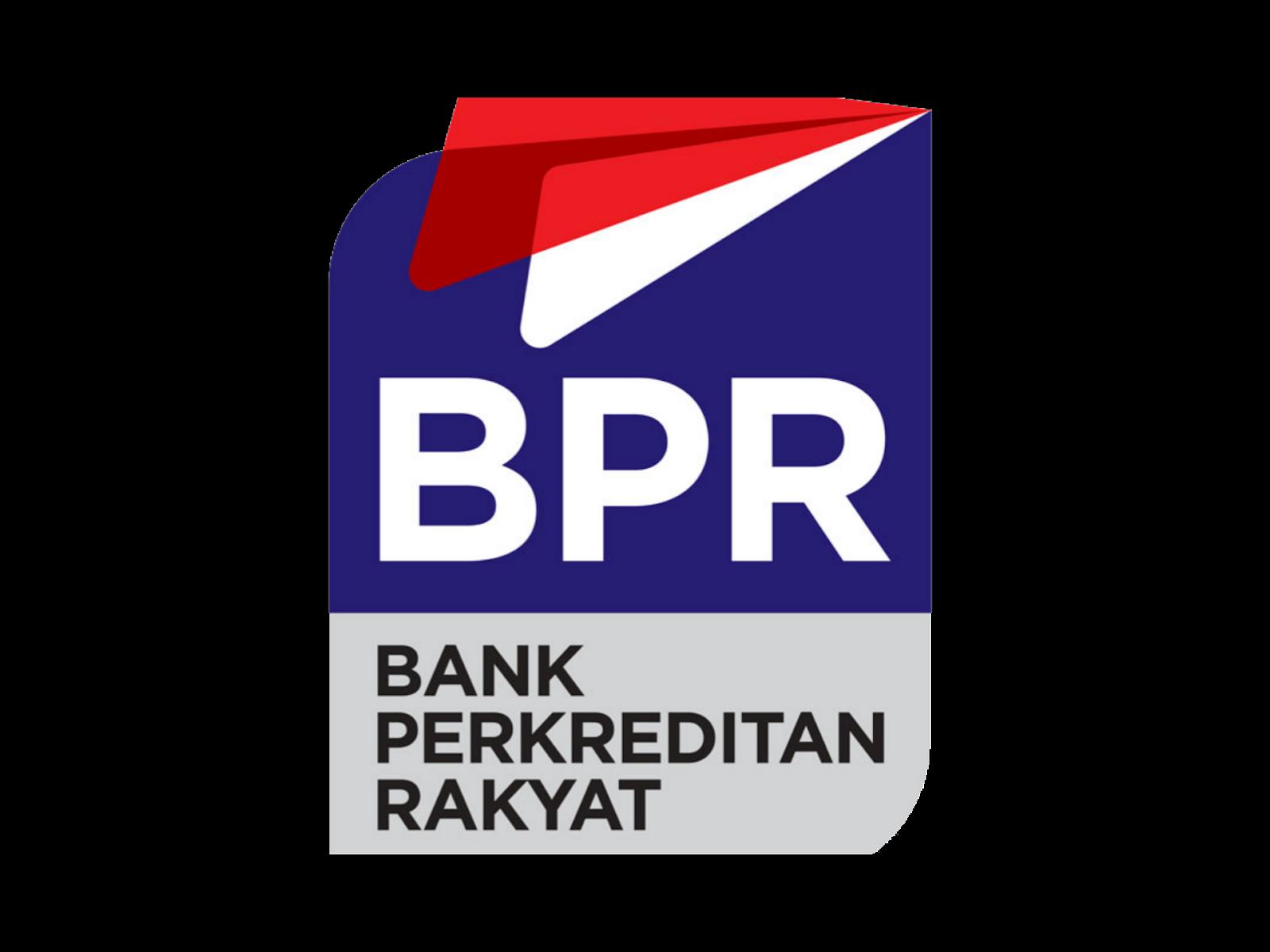 Logo Bank Perkreditan Rakyat Format PNG