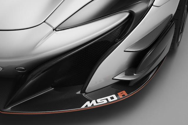 マクラーレン MSO R