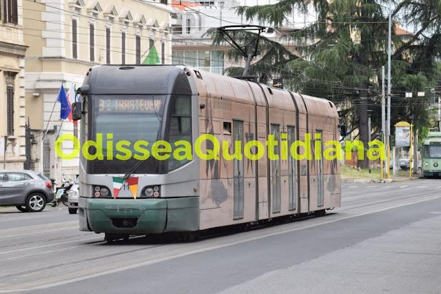 I tram di Roma si stanno estinguendo