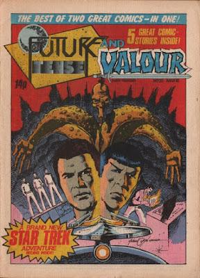 Future Tense and Valour #20, Star Trek