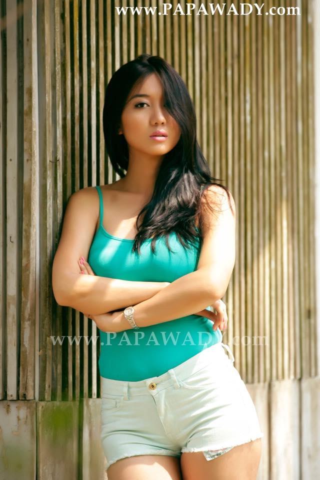 Myanmar model marina hotnude