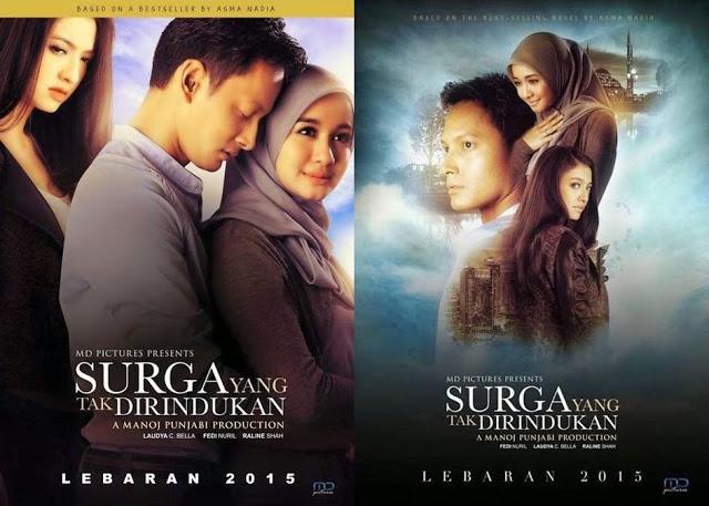 filem Surga yang tak dirindukan