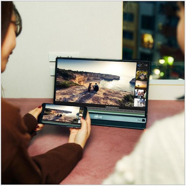 Asus ZenScreen MB16AC, Pilihan Monitor Portable Terbaik;Asus ZenScreen MB16AC Spesifikasi;