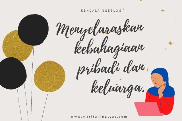 kendala menulis blog bagi ibu rumah tangga