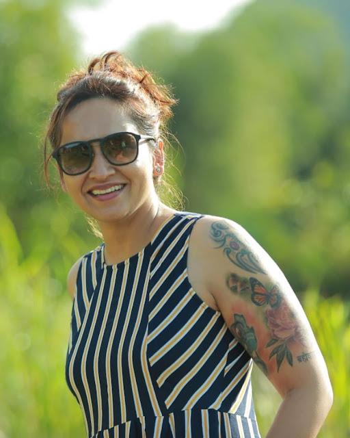 Film Actress Lena Latest Photoshoot Stills Actress Trend