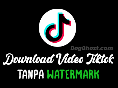 Download Video Tiktok tanpa WaterMark
