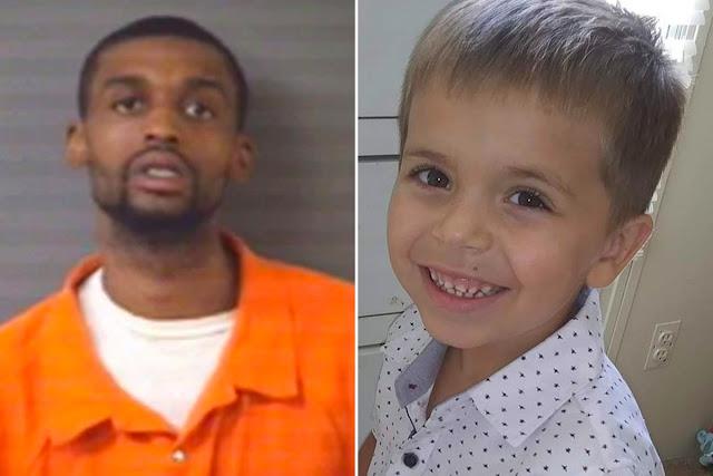 Афроамериканец выстрелил в 5-летнего соседского мальчика на глазах у его сестер
