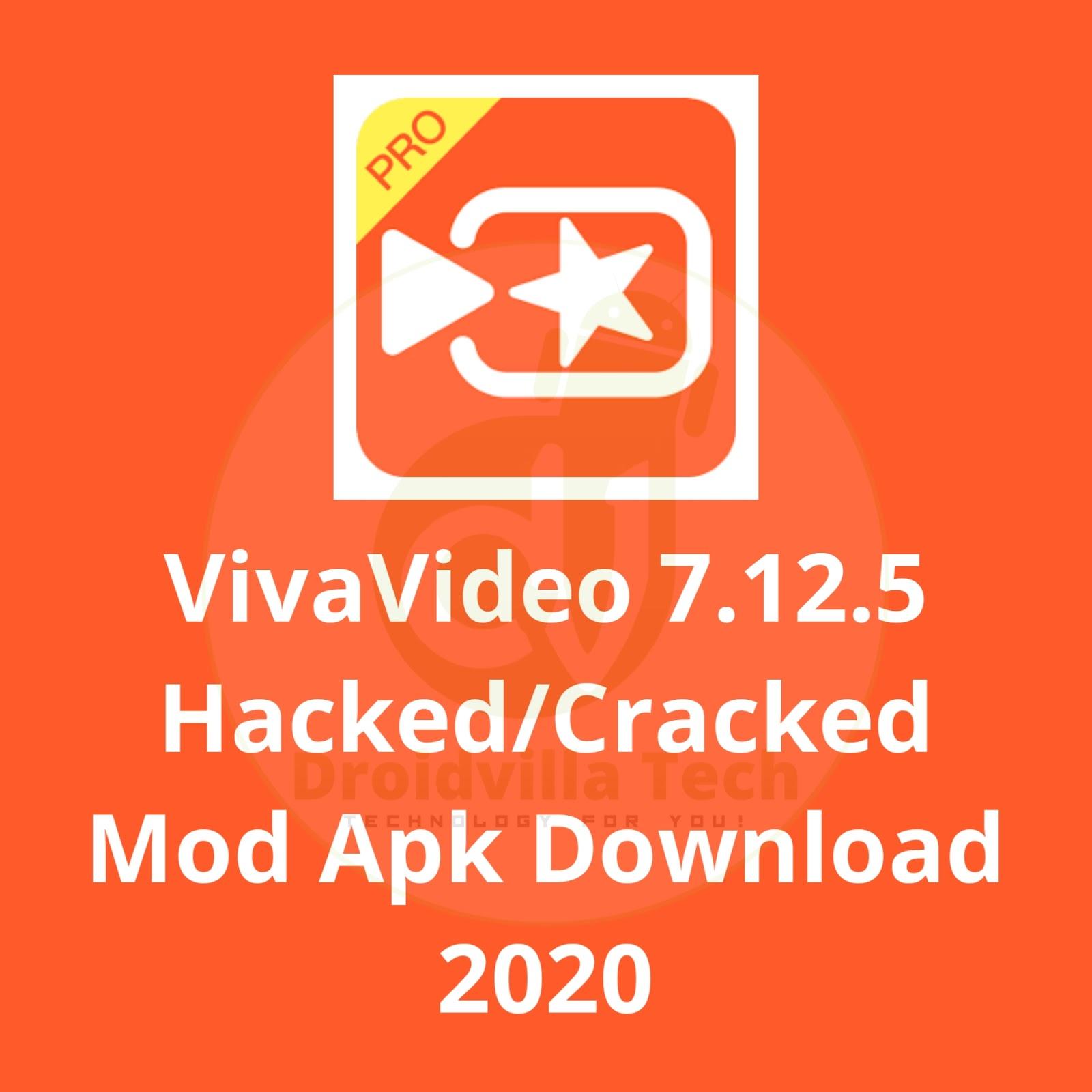 VivaVideo hacked/cracked 7.12.5