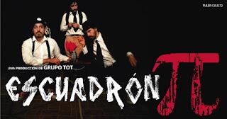 POS2 ESCUADRÓN PI | Bastidor Teatro