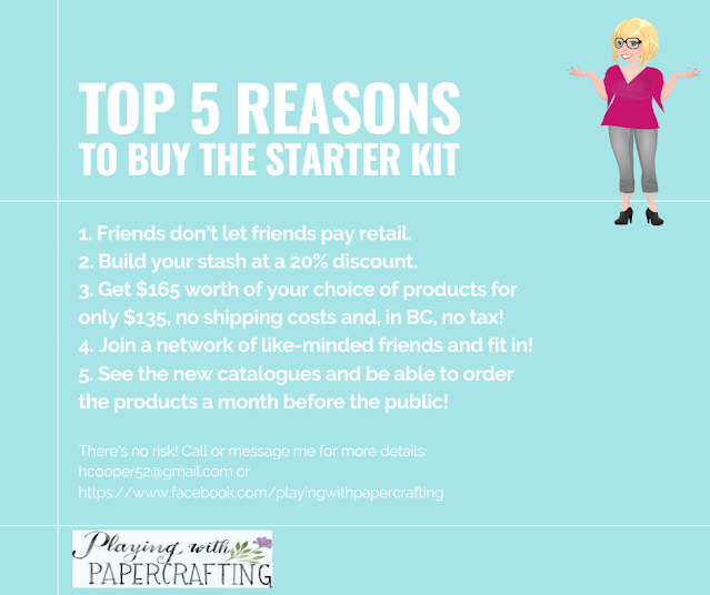 top 5 reasons to buy the starter kit