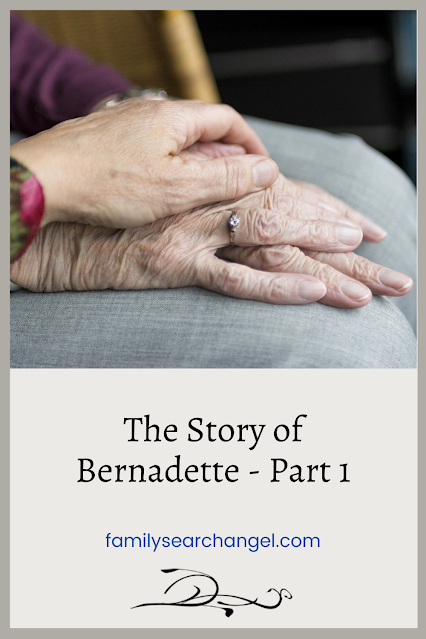 The Story of Bernadette - Part 1