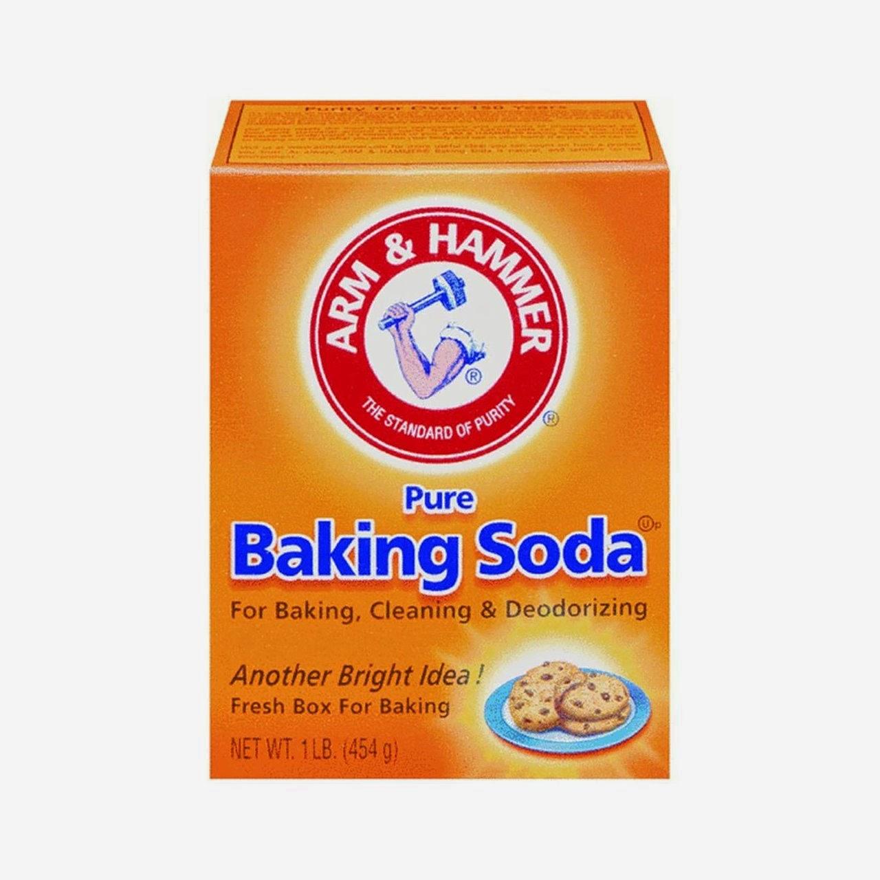 Baking soda for natural hair