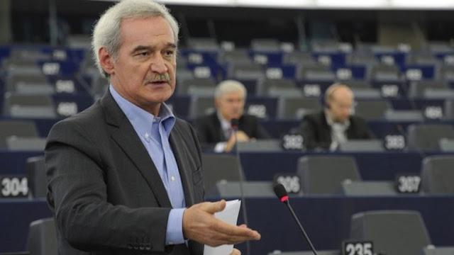 Ο ευρωβουλευτής της Λαϊκής Ενότητας, Νίκος Χουντής στη Μεγαλόπολη και την Τρίπολη