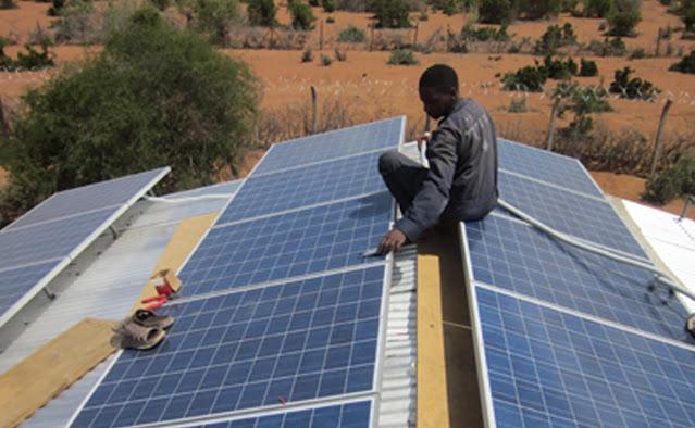 Solar Panel kenya companies photo