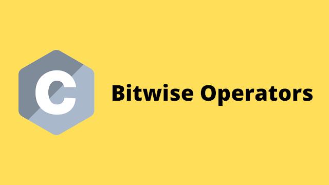 HackerRank Bitwise operators in c programming solution