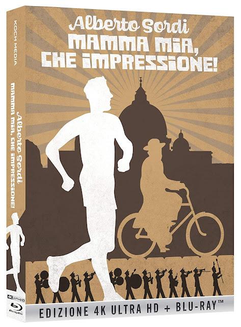 Mamma Mia Che Impressione Home Video