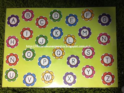 Rinc n de una maestra un jard n de letras for Canciones para el jardin