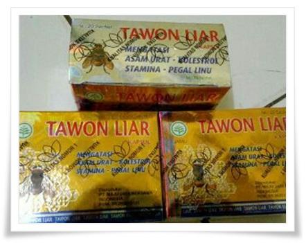 Tawon Liar Herbs