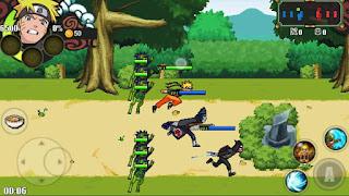 Cara Install Naruto Senki Mod Unprotect Ori v1.17
