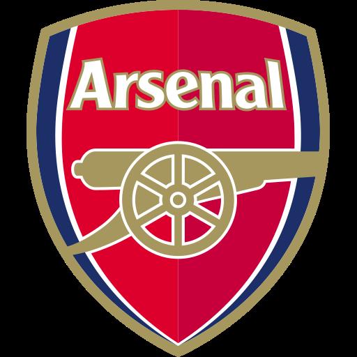 arsenal logo 512x512 px