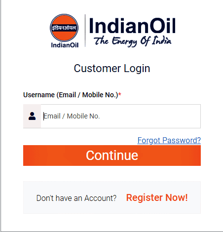 Indane Gas Cylinder Booking Online