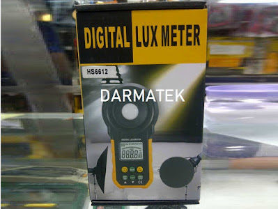 Darmatek Jual Dekko HS-6612 Digital Lux Meter