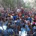 Foliões lotam o Complexo Cachoeira para a despedida do carnaval 2020