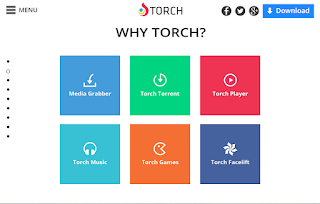 TORCH BROWSER Cover Photo