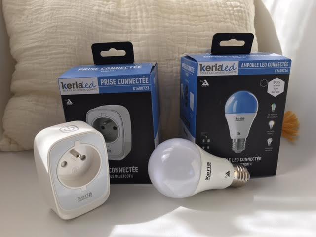 La nouvelle gamme d 39 ampoules et prises connect es keria for Correspondance ampoules anciennes et nouvelles