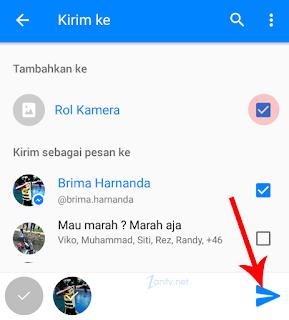 Cara Edit Gambar Unik dengan Facebook Messenger