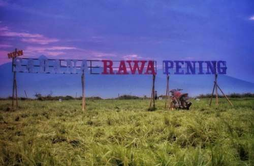 New Sabana Rawa Pening