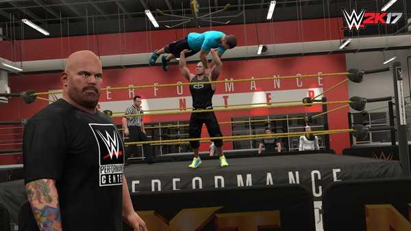 WWE 2K17 FitGirl Repack Crack Free Download