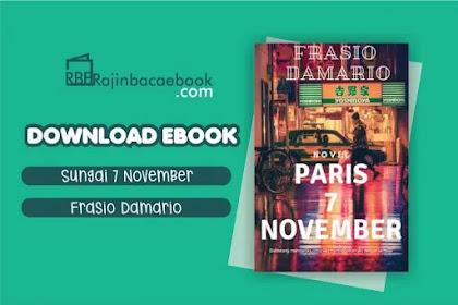 Download Novel Paris 7 November by Frasio Damario Pdf