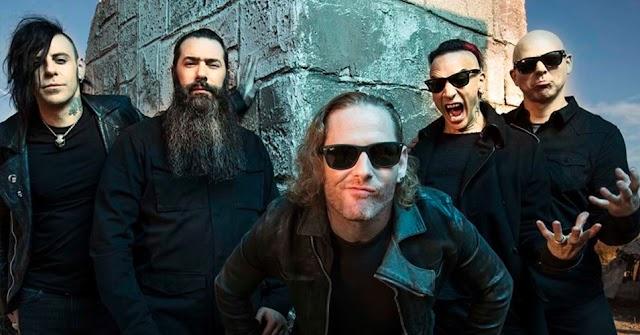 """Stone Sour divulgam versão demo de """"The Bitter End"""""""